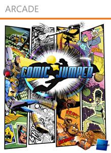 Comic Jumper Cover