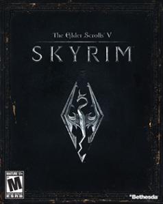 Skyrim Cover