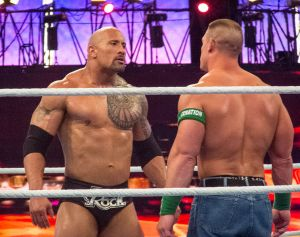 757px-The_Rock_vs_John_Cena