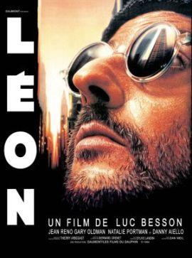 Leon-poster